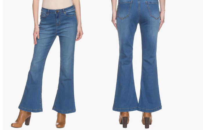 6 Different Types Of Denim Jeans For Women