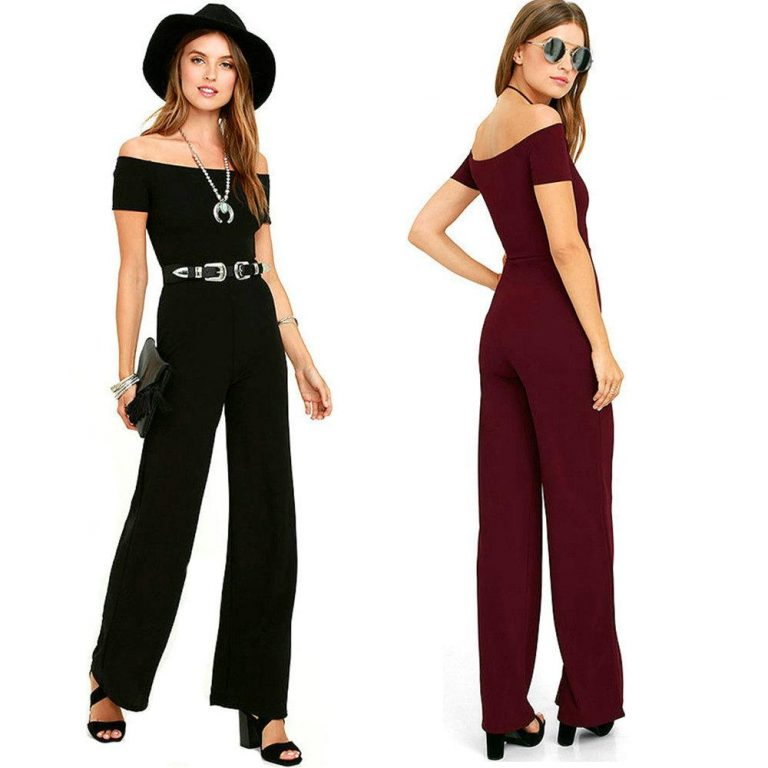 How to Wear a Jumpsuit for a Holiday Party